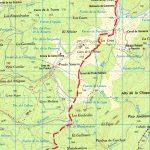 Mapa camino de Arcos