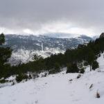 Vista desde corral de benito