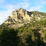 Peña castellar