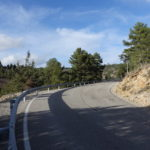Carretera de la Puebla de Valverde
