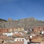 Vista general castillo